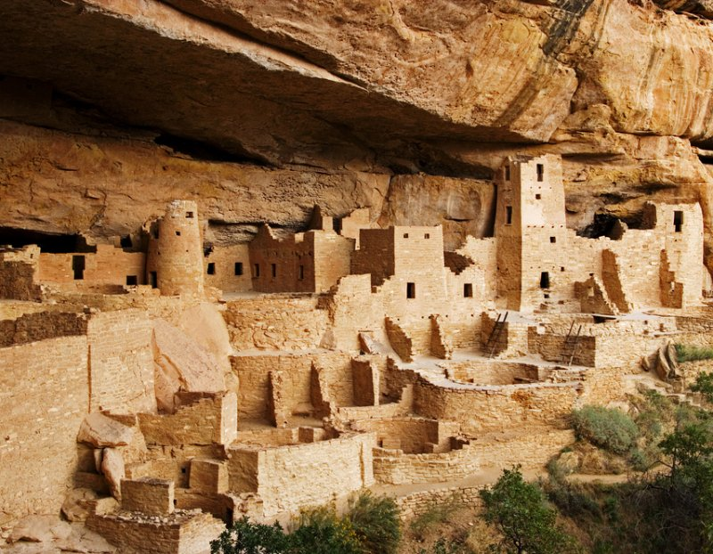 a99b5d6ea3699 Copy Of Colorful Colorado Mesa Verde Pueblo - Lessons - Tes Teach