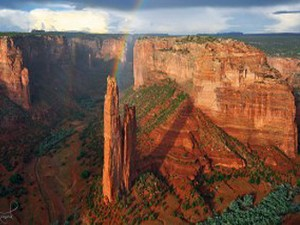 Spider Rock Canyon de Chelly